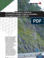 Geobrugg-AG_TECCO_Estabilización de Taludes