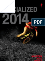 Catalogo Specialized 2014