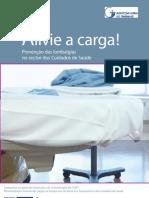 Alivie a carga! Prevenção das lombalgias no sector dos Cuidados de Saúde