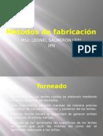 06 MÉTODOS DE FABRICACIÓN