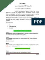 Guía para Actualizar HTC Sensation