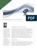 Innovation Watch Newsletter 12.17 - August 24, 2013