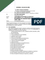 Informe de Liquidacion Del Supervisor