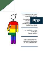 La Homosexualidad Desde Nuestra Perspectiva
