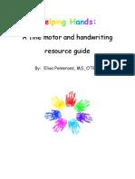 Helping Hands-Website Information