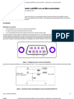 Comunicación Serial Utilizando LabVIEW con un Microcontrolador - Developer Zone - National Instruments