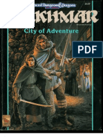TSR 2137 Lankhmar City of Adventure (2nd Ed.)