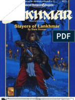 TSR 9371 LNQ1 Slayers of Lankhmar