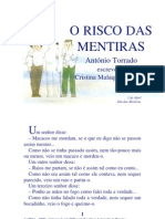 04.01 - O Risco Das Mentiras