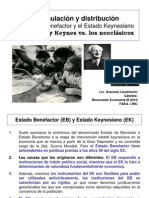 ECONOMIA III 2011 Estado Benefactor y Estado Keynesiano 2