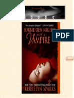 Amor en Juego - 07 Noche Prohibida Con Un Vampiro