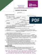 File 50 Contract Editare
