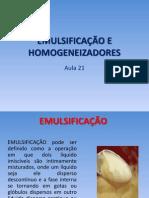 aula24_Emul&Homogeneizacao
