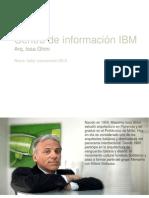 Centro de información IBM