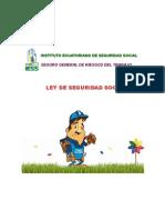 Ley de Seguridad Social Ecuador