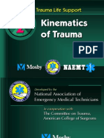 Kinematics of Trauma-A