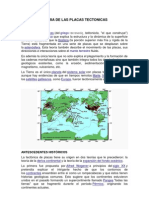 TEORIA DE LAS PLACAS TECTONICAS (geologia).docx