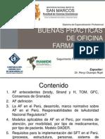 BUENAS PRÁCTICAS DE SEGUIMIENTO FARMACOTERAPÉUTICO