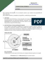 Sem04 -Estructura Atómica