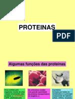 Aula 2 - estrutura e função de proteinas