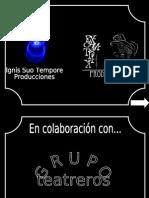 Presentación interactiva 2009