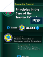 Principals of Trauma