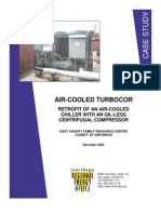 Turbocor Air Cooled
