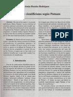 Ciencia y cientecismo según Putnam
