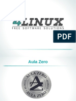 Slide - Comandos Essenciais Do GNU Linux