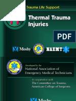 Thermal Trauma