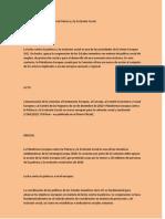 1 - Plataforma Europea contra la Pobreza y la Exclusión Social
