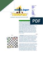 Aprendendo a Jogar Xadrez