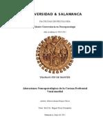 Tfm Alteraciones Neuropsicologicas de La Corteza Prefrontal Ventromedial