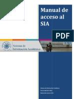 Manual Acceso SIA
