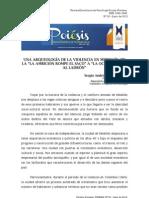 Arqueologia de La Violencia en Medellin