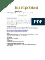 ush syllabus 2013-14