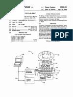 Adaptive Nulling Circular Array Antenna Bull & Flam (1989) US4916454