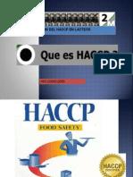 HACCP en Lacteos
