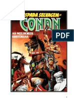 As Melhores Historias de Conan Em Espanhol Remasteurizada