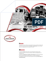 YCAB Impact Report MidYear 2013
