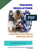 TR - Consumer Elex Srvcg NC III -12142006