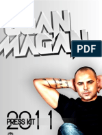 Press Kit Juan Magan Official Ok