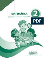 Guia Matematica Segundo Ano