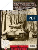 FoW Wacht Am Rhein 2-And-Lehr-Panzerdivison