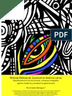 Políticas públicas de juventud en América Latina