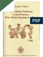 Calvo Sergio - Vestimenta Tradicional Gran Canaria