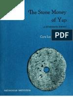 Gillilland Stone Money of Yap