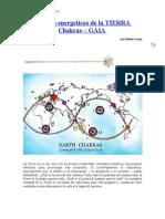 Chakras. Fuentes Energeticas de La TIERRA Chakras