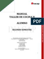 Manual Cocina
