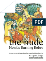 The Nude Monk's Burning Robes